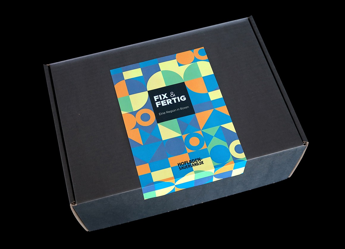 Heimat-Box Fix und Fertig