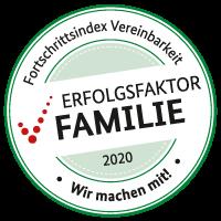 Logo Vereinbarkeit Familie und Beruf