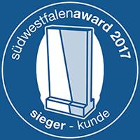 Logo Südwestfalenaward 2017